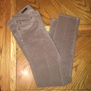 KUT from the kloth Skinny Jeans Corduroy